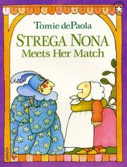 Cover of: Strega Nona Meets Her Match (Paperstar) |