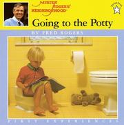 Cover of: Going to the Potty (First Experiences)