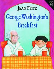Cover of: George Washington's Breakfast