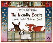 Cover of: Friendly Beasts