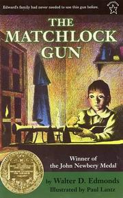 Cover of: The matchlock gun
