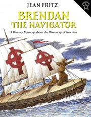 Cover of: Brendan the Navigator: a history mystery about the discovery of America