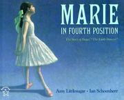 Cover of: Marie in Fourth Position | Amy Littlesugar