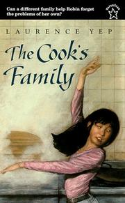 Cover of: The Cook's Family (Novel)