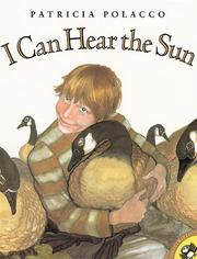 Cover of: I Can Hear the Sun
