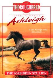 Cover of: Ashleigh #5 The Forbidden Stallion (Ashleigh)