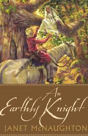Cover of: An earthly knight