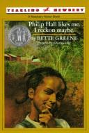 Cover of: Philip Hall likes me