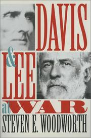 Cover of: Davis and Lee at war