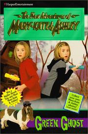 Cover of: The case of the green ghost