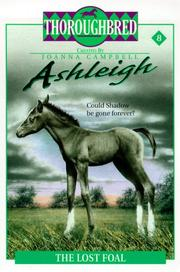 Cover of: The lost foal