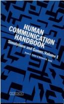 Cover of: Human communication handbook