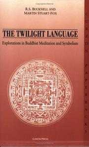 Cover of: The Twilight Language | Roderi Bucknell