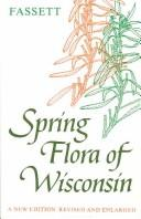 Cover of: Spring flora of Wisconsin
