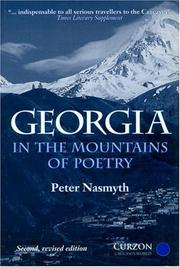 Cover of: Georgia (Caucasus World) | Peter Nasmyth