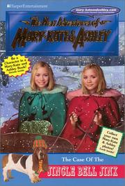 Cover of: The case of the jingle bell jinx