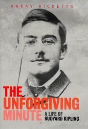 Cover of: The unforgiving minute