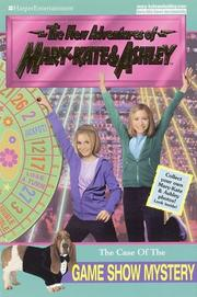 New Adventures of Mary-Kate & Ashley #27: The Case of the Game Show Mystery by Ilse Wagner