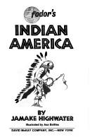 Cover of: Fodor's Indian America
