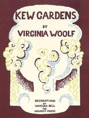 Cover of: Kew Gardens