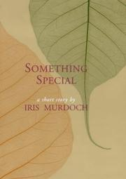 Cover of: Something Special: A Story