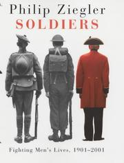 Cover of: Soldiers | Ziegler, Philip.