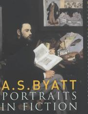 Cover of: Portraits in fiction