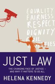 Cover of: Just Law