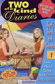 Cover of: Surf, sand, and secrets