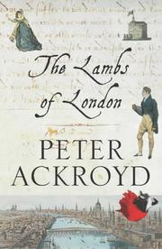 Cover of: The Lambs of London