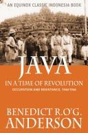 Cover of: Java in a time of revolution