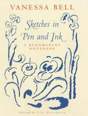 Sketches in pen and ink by Vanessa Bell