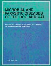 Cover of: Microbial and Parasitic Diseases of the Dog and Cat | P. J. Quinn