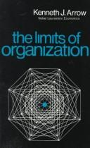 Cover of: The limits of organization
