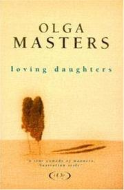 Cover of: Loving daughters