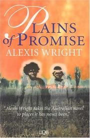 Cover of: Plains of promise