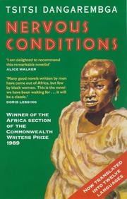 Cover of: Nervous conditions