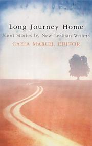 Cover of: Long Journey Home | Caeia March