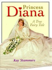 Cover of: Princess Diana | Kay Stammers