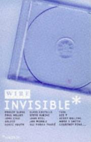 Cover of: Invisible* Jukebox (Music) | Tony Herrington