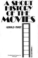 Cover of: A short history of the movies