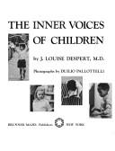 Cover of: The inner voices of children