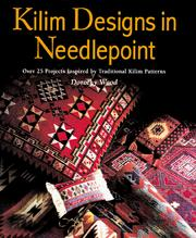 Cover of: Kilim designs in needlepoint
