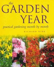 Cover of: The Garden Year | Richard Bird
