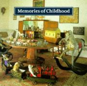 Cover of: Memories of Childhood