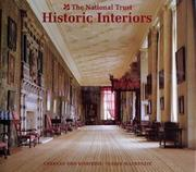 Cover of: Historic Interiors