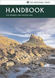 Cover of: The National Trust Handbook: for members and visitors, March 2005 to February 2006 (National Trust Handbook: A Guide for Members & Vistors) |