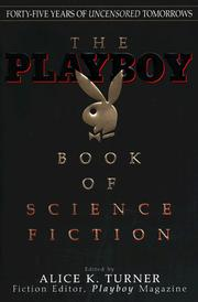 Cover of: Playboy Book of Science Fiction