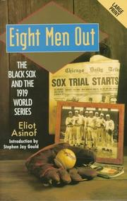 Cover of: Eight Men Out | Eliot Asinof
