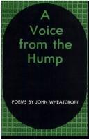 Cover of: A voice from the hump and A fourteenth-century poet